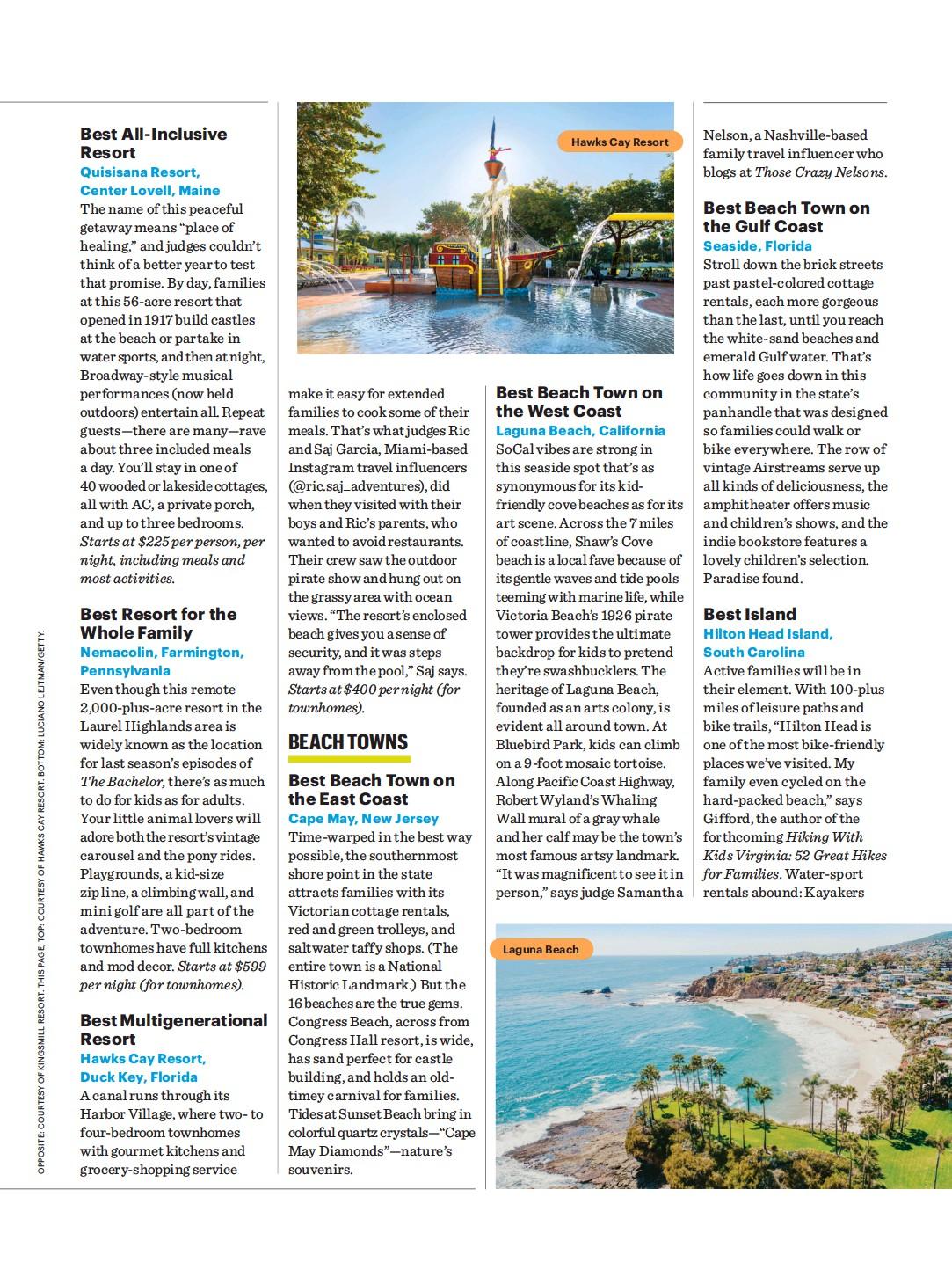??  ?? Hawks Cay Resort Laguna Beach