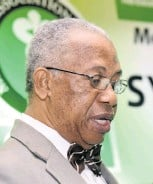 ?? FILE ?? Professor Winston Davidson says the deployment of mobile units will be key to Jamaica's vaccination drive.