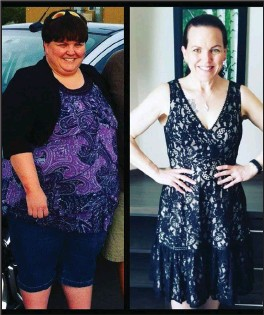 ?? SUBMITTED PHOTO ?? Redcliff's own Rondi Neuven is featured on the cover and inside story in the January 18, 2021 edition of Woman's World magazine. Neuven outlines her complete lifestyle change that led to her dramatic weight loss.