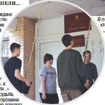 ??  ?? В пяти школах Рязани появились «Сады памяти». Они посвящены тем, кто в годы войны отправился защищать Родину со школьной скамьи.