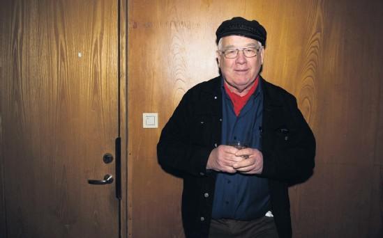 ?? Bild: Fanni Olin Dahl ?? Musiken och kompositören Mats Paulson är död.