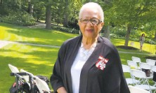 ?? Courtesy Douglas Shaw family ?? Clotilda DouglasYakimchuk was a rare Black nursing graduate in Nova Scotia and an activist for social justice.