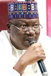 ??  ?? Lawan From John Akubo, Abuja