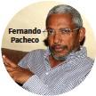 ??  ?? Fernando Pacheco