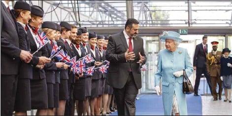 PressReader - Gulf Times: 2019-05-24 - British Airways
