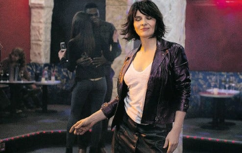 ?? COURTESY OF MONGREL MEDIA ?? Juliette Binoche plays Isabelle in Let The Sunshine In, a title you shouldn't let fool you, Tina Hassannia writes.