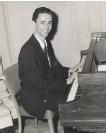 ?? Courtesy Grant Peterson ?? Wayne Peterson around 1950, as an undergraduate at the University of Minnesota