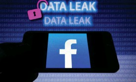 ?? Photograph: Andre M Chang/ZUMA Wire/REX/Shutterstock ?? In the latest breach, the data of 533 million Facebook users was compromised.