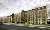 ??  ?? Musselburgh set to welcome riverside flats