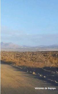 ??  ?? Volcanes de Bayuyo