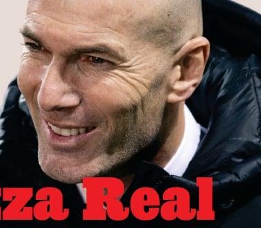 ?? GETTY-AFP ?? I duellanti A sinistra, Gian Piero Gasperini, 63 anni, all'Atalanta dal 2016. A fianco, Zinedine Zidane, 48 anni, come tecnico è da sempre al Real Madrid
