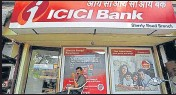 ?? REUTERS ?? ICICI Bank plans to add five mid-to-senior level hires in each of the two units, which currently have 130 bankers in total.