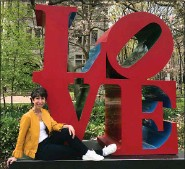 ?? SUBMITTED PHOTO ?? Irene Levy Baker will help you plan a staycation and suggest good places for those who are still social distancing, in a virtual book talk at the Abington Library on Tuesday, April 13 at 7 p.m.