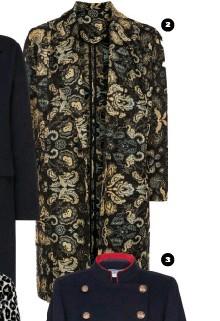 ??  ?? 2 3.Monsoon Dahlia Military Jacket €199, Monsoont