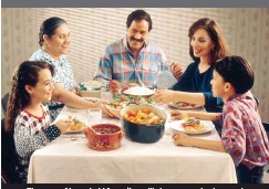 ??  ?? The pace of household formation will slow as people share and merge homes. PICTURE: NATIONAL CANCER INSTITUTE