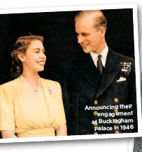 ??  ?? Announcing their