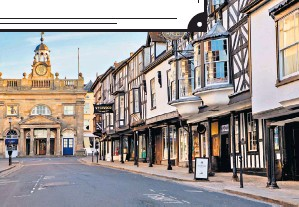 ?? LUDLOW IN SHROPSHIRE ??