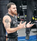 ??  ?? Mike James, con Brooklyn Nets.