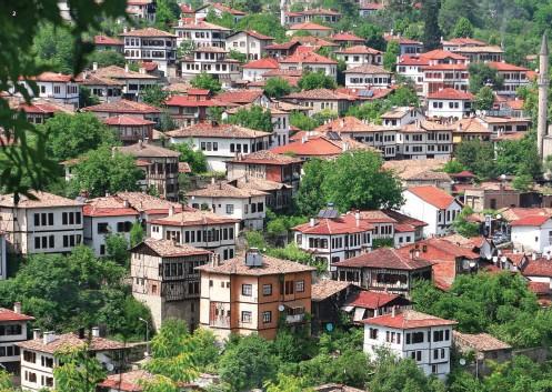 ??  ?? 2 Safran, Osmanlı döneminde İpek Yolu üzerinde bulunan Safranbolu'nun en büyük zenginlik kaynağıydı. Saffron was the greatest source of wealth for Safranbolu, a town on the route of the Silk Road in Ottoman times.