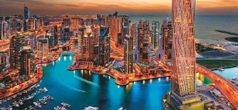 ??  ?? ■ Based on Property Finder data, Dubai Marina remains the most searched for rental destination followed by the Downtown.