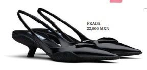 ??  ?? PRADA 22,000 MXN