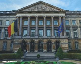??  ?? Belgian Parliament.