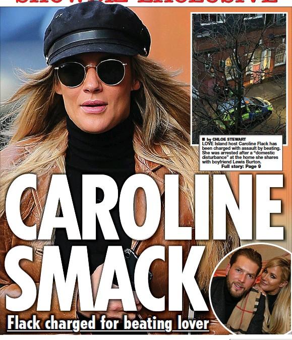 Pressreader Daily Star 2019 12 14 Caroline Smack