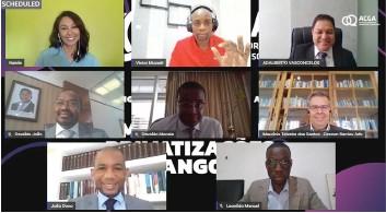 ?? DR ?? Congresso contou com a participação de académicos de Angola, Brasil, Portugal e Moçambique