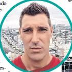 ??  ?? Juan Carlos Caballero trabaja en el Guayaquil FC de la segunda categoría.