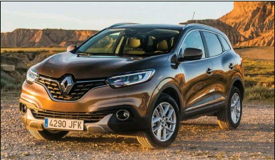 ??  ?? Renault propose un 4x4 au physique très soigné qui reprend la plateforme du Nissan Qashqai.