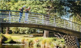??  ?? Christchurch Botanic Gardens