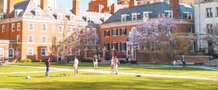 ??  ?? Podrías estudiar en una de las mejores universidades de Estados Unidos, como Yale.