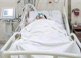 ??  ?? Terapia intensiva. En Argentina hay 3.595 internados en estado crítico.