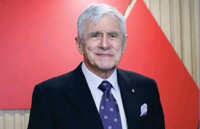 ?? Picture: SWM ?? Seven West Media chairman Kerry Stokes.