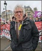 ??  ?? Jean-Baptiste Eyraud (ici en 2018), porte-parole du DAL.
