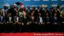 ?? (Kenya) ?? Des dirigeants participant au sommet du Groupe des États d'Afrique, des Caraïbes et du Pacifique (ACP) le 9 décembre 2019 à Nairobi