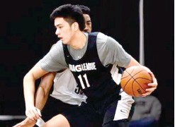 ??  ?? KAI Sotto will play for the Adelaide 36ers. (File)