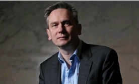 ?? Photograph: Hannah McKay/Reuters ?? Jean-Sébastien Jacques, CEO of Rio Tinto, has lost almost $5m in bonuses after an internal report found the company failed to meet its own standards in responsible management of Aboriginal cultural heritage after Juukan Gorge blast.