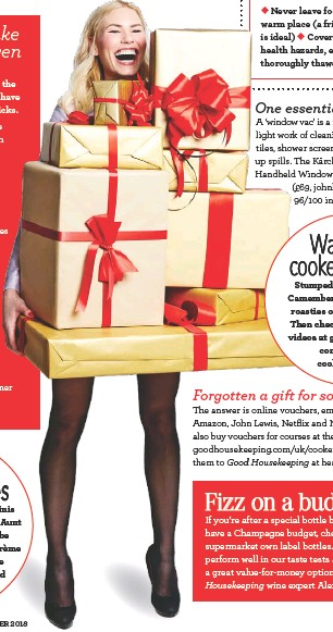 Forgotten a gift for someone? Good Housekeeping ...