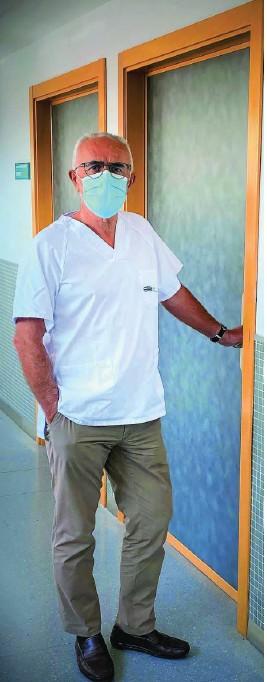 ?? ARCHIVO ?? Vicente Guillem, jefe de Servicio de Oncología Médica del IVO