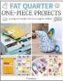 ??  ?? Adapted from FAT QUARTER: ONE-PIECE PROJECTS BY TINA BARRETT GMC Publications, RRP £12.99, available online and from all