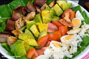 ??  ?? American cobb salad