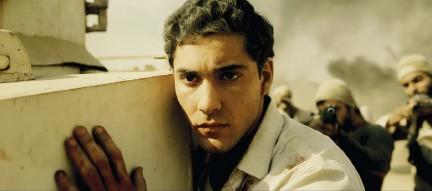 ?? (Victory/Amit Yasur) ?? AMIR KHOURY – he's like a young Omar Sharif.
