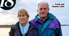 ??  ?? Doris and Charles Clark