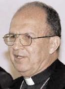 ?? FOTO ?? Monseñor Alberto Giraldo.