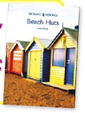 """??  ?? """"Beach Huts"""" by Karen Averby is published by Amberley, (ISBN 978-14456-6574-0). Priced £8.99, it's available online and to order from all good bookshops."""