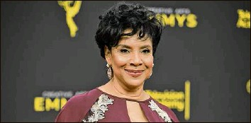 ?? Richard Shotwell / Associated Press ?? Phylicia Rashad has found herself embroiled in controversy after expressing public support for Bill Cosby's release from prison.