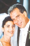?? WHITE HOUSE/GETTY IMAGES ?? Mr. Rodham married Nicole Boxer at the White House in 1994. They divorced in 2001.