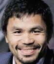 ??  ?? Manny Pacquiao