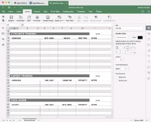 ??  ?? You can work on documents, spreadsheets, and presentations side by side.